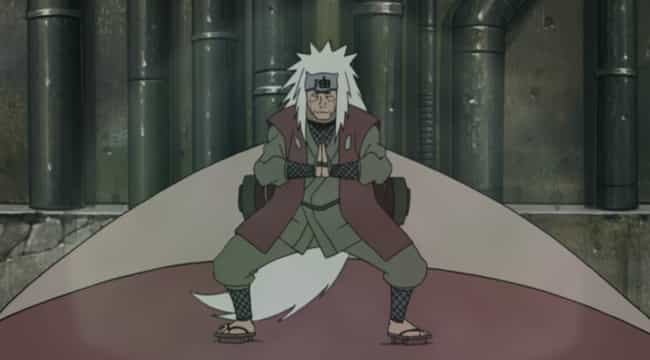 Jiraiya is listed (or ranked) 4 on the list The 14 Best Ninjutsu Users In 'Naruto'