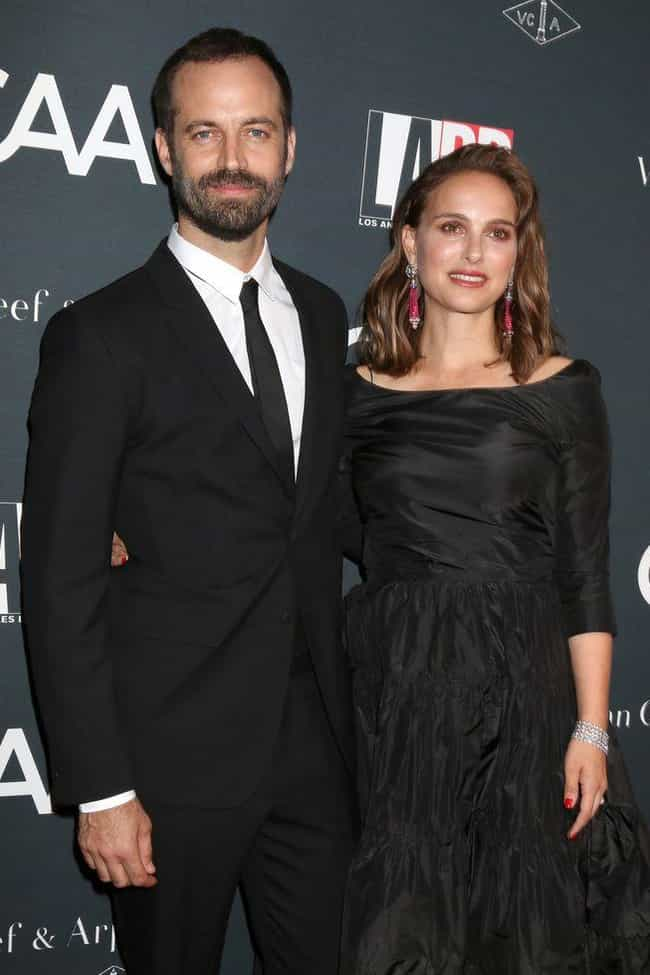 Benjamin Millepied is listed (or ranked) 1 on the list Natalie Portman's Loves & Hookups