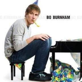 Bo Burnham is listed (or ranked) 25 on the list The Best Musical Artists From Massachusetts