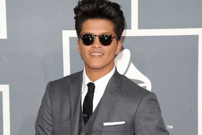 Bruno Mars is listed (or ranked) 3 on the list 22 Famous People Who Were Born in Hawaii
