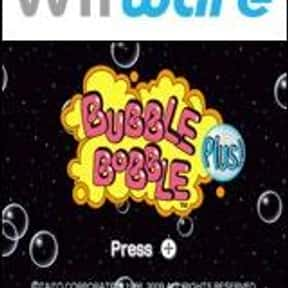 Bubble Bobble Plus! is listed (or ranked) 2 on the list The Best Wii Arcade Games
