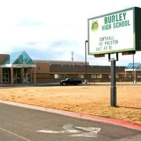 Burley High School is listed (or ranked) 13 on the list Bobcat Mascot School List