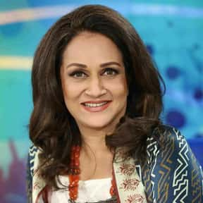 Bushra Ansari is listed (or ranked) 16 on the list Famous TV Actors from Pakistan