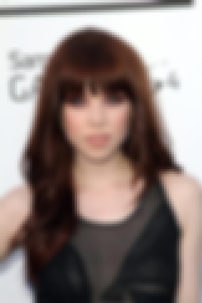 Carly Rae Jepsen is listed (or ranked) 3 on the list Celebrities Who Had to Pawn Their Own Belongings