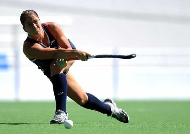 Caroline Nichols is listed (or ranked) 7 on the list Famous Female Field Hockey Players