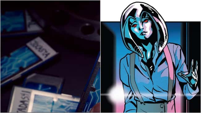 Jocasta Al, a background character in Avenger: Age of Ultron, is the former bride of Ultron and a long-time Avenger.