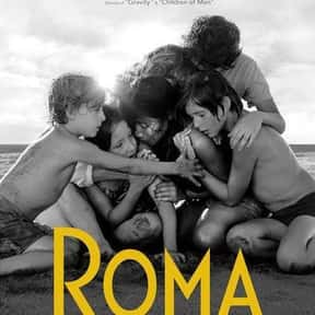 Roma is listed (or ranked) 14 on the list The Greatest Movies in World Cinema History