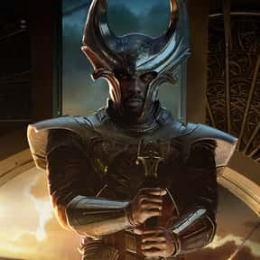 Heimdall is listed (or ranked) 25 on the list The Best Characters In The Marvel Cinematic Universe