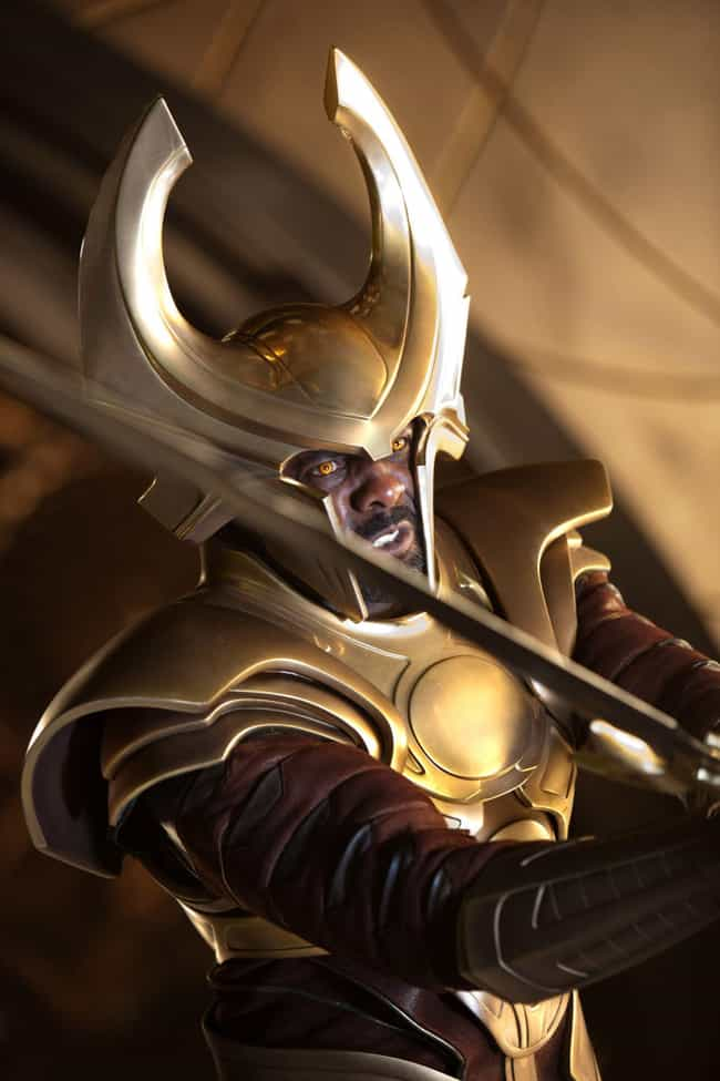 Heimdall is listed (or ranked) 3 on the list The Most Controversial Casting Decisions of All Time