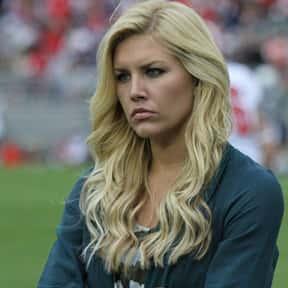 Charissa Thompson is listed (or ranked) 13 on the list FOX NFL Sunday Cast List