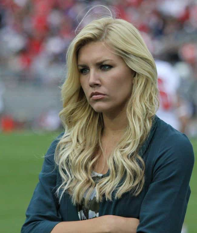 Charissa Thompson is listed (or ranked) 3 on the list Famous Female Sports Commentators