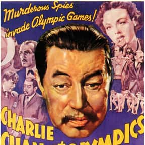 Charlie Chan at the Olympics is listed (or ranked) 12 on the list The Best '30s Thriller Movies