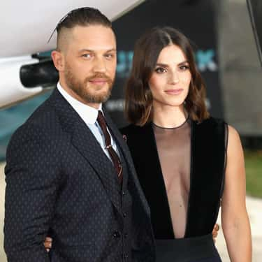 Who is tom hardy dating 2011