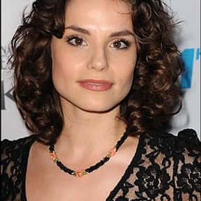 Charlotte Riley is listed (or ranked) 10 on the list Famous People Named Charlotte