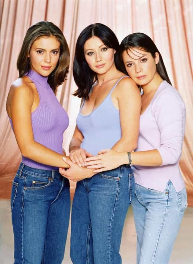 Charmed - Season 2 is listed (or ranked) 3 on the list The Best Seasons of Charmed