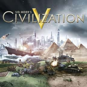 Civilization V is listed (or ranked) 19 on the list The 25+ Best PC Multiplayer Games On Steam
