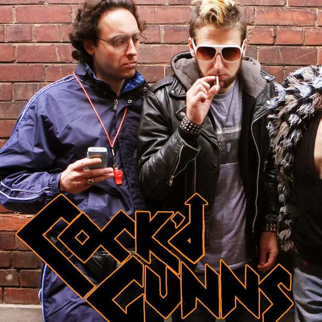 Cock'd Gunns is listed (or ranked) 4 on the list What To Watch If You Love 'Trailer Park Boys'