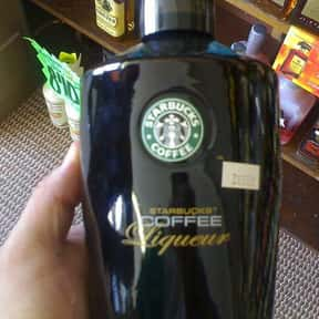 Coffee liqueur is listed (or ranked) 25 on the list How Do You Take Your Coffee?