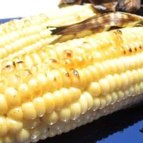 Corn on the cob is listed (or ranked) 23 on the list The Worst Foods to Eat on a Date