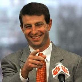 Dabo Swinney is listed (or ranked) 2 on the list The Best Current College Football Coaches