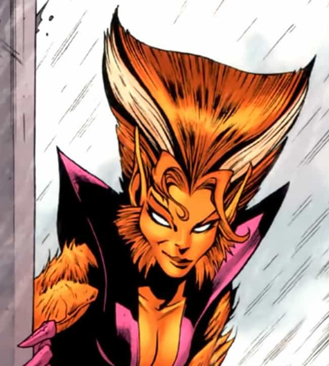 Feral is listed (or ranked) 4 on the list The Most Redundant X-Men Characters, Ranked