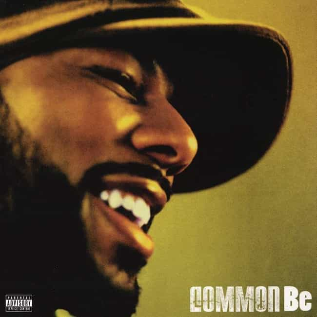 Be is listed (or ranked) 2 on the list The Best Common Albums of All-Time