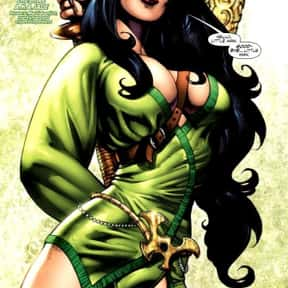 Cheshire is listed (or ranked) 24 on the list Stunning Female Comic Book Characters, Ranked