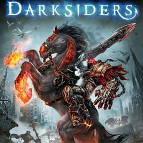 Darksiders is listed (or ranked) 12 on the list The Best RPGs on Xbox Game Pass