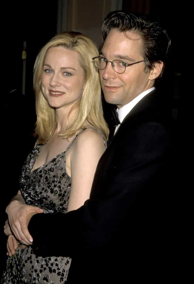 David Adkins is listed (or ranked) 3 on the list Laura Linney Loves and Hookups