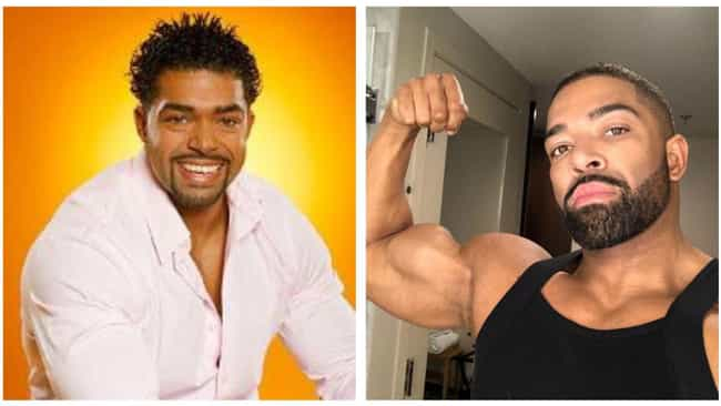 David Otunga is listed (or ranked) 1 on the list The Contestants of 'I Love New York' Today