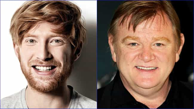 Domhnall Gleeson is listed (or ranked) 2 on the list 26 Current Stars Who Have Famous Parents