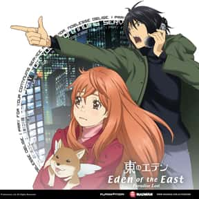 Eden of the East is listed (or ranked) 21 on the list The Best Anime Like Darker Than Black