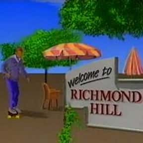 Richmond Hill is listed (or ranked) 12 on the list The Best Australian Soap Operas