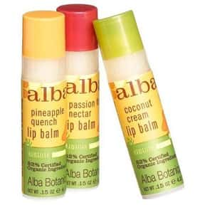 Alba is listed (or ranked) 18 on the list The Best Natural Cosmetics Brands