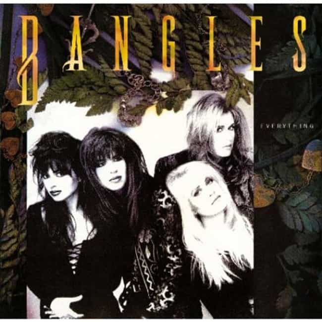 Everything is listed (or ranked) 3 on the list The Best Bangles Albums of All Time
