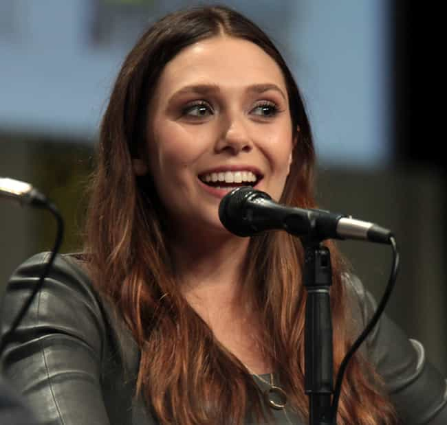 Elizabeth Olsen is listed (or ranked) 2 on the list Celebrities Turning 30 in 2019
