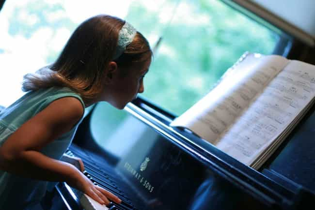 Emily Bear is listed (or ranked) 2 on the list 7 Child Musicians Who Have Already Accomplished More Than Most Adults