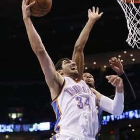 Enes Kanter is listed (or ranked) 21 on the list The Best NBA Centers Right Now