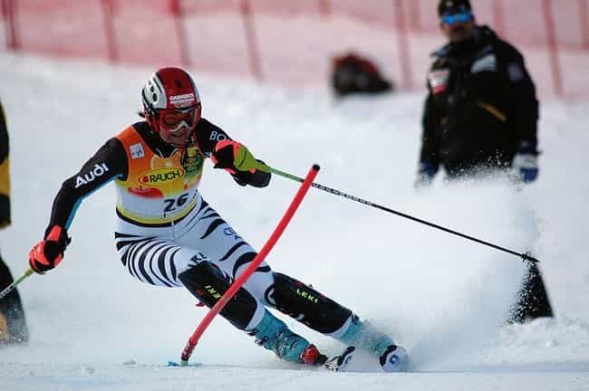 Fanny Chmelar is listed (or ranked) 4 on the list Famous Alpine Skiers from Germany