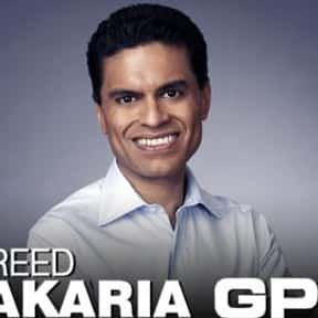 Fareed Zakaria GPS is listed (or ranked) 10 on the list The Best Interview Shows