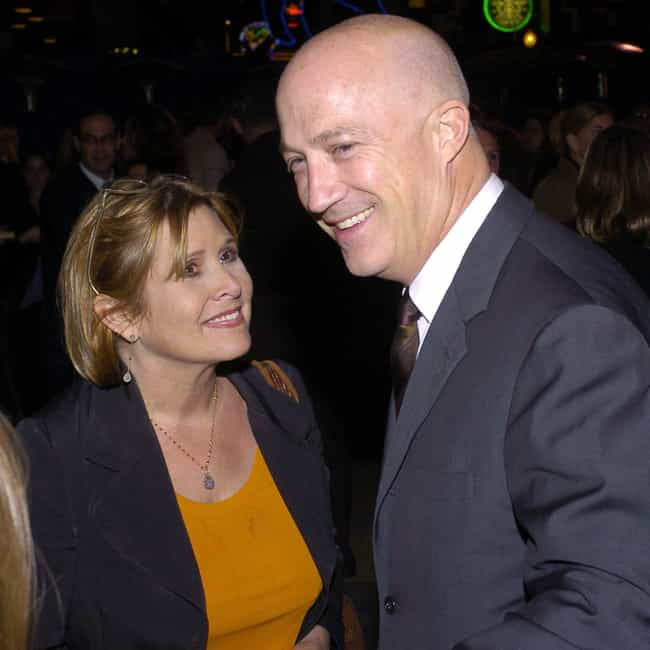 Bryan Lourd is listed (or ranked) 1 on the list Carrie Fisher Loves and Hookups
