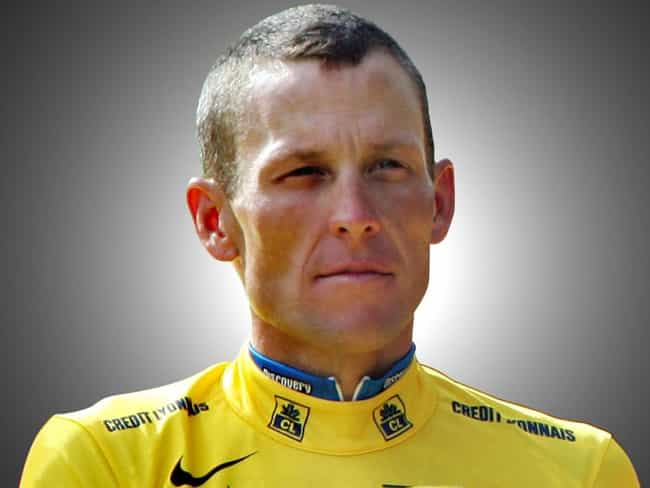 Lance Armstrong is listed (or ranked) 3 on the list 29 Athletes of Irish Descent