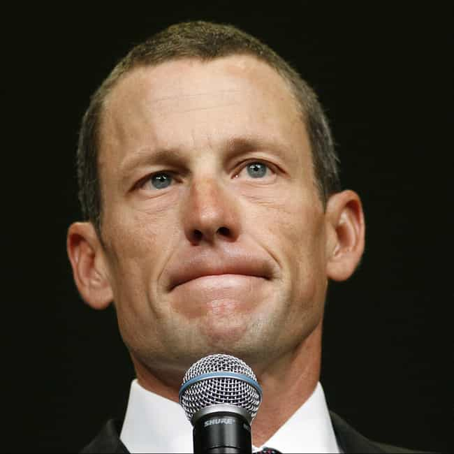 Lance Armstrong is listed (or ranked) 4 on the list 39 Celebrities Who Were Caught Lying