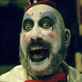 Captain Spaulding is listed (or ranked) 22 on the list Easy Costumes If You Already Have A Beard or Mustache