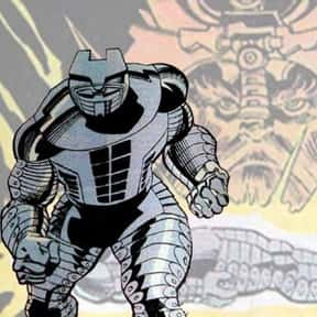 Destroyer is listed (or ranked) 6 on the list The Best Thor Villains, Foes, and Enemies of All Time