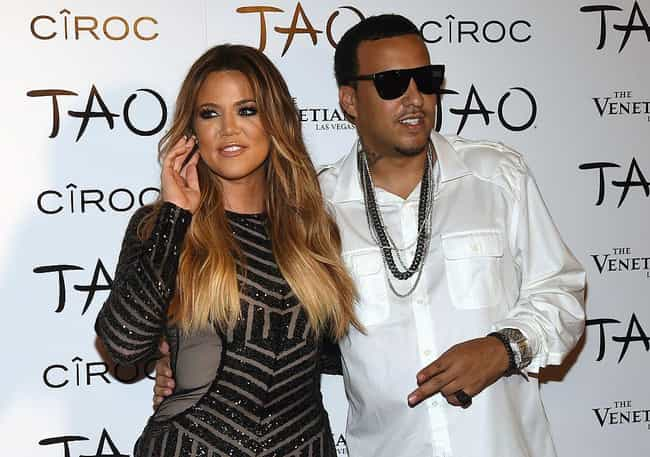 French Montana is listed (or ranked) 3 on the list Khloe Kardashian's Loves & Hookups