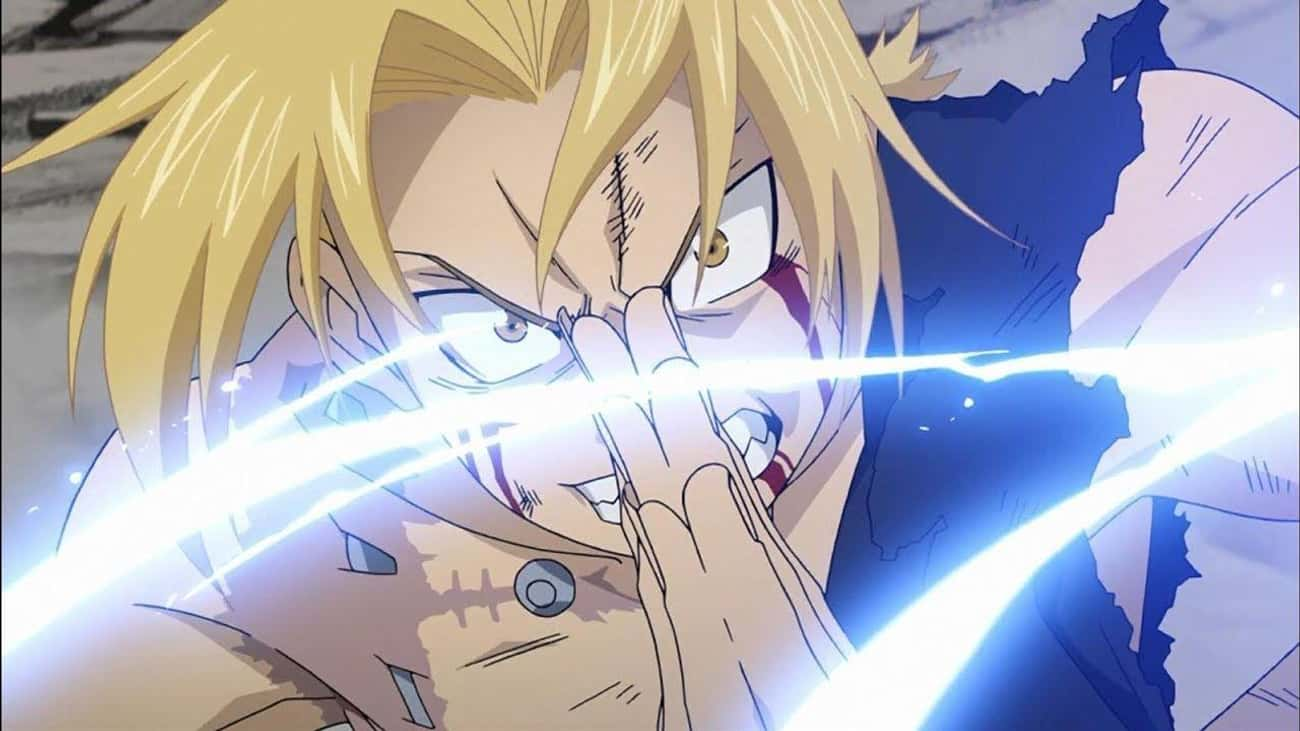 Fullmetal Alchemist: Brotherho is listed (or ranked) 4 on the list The 16 Best Fight Choreography In Anime, Ranked