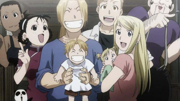 Journey's End - 'Fullmetal Alchemist: Brotherhood'