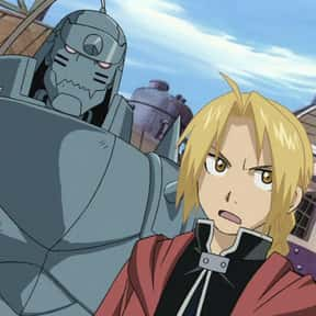 Fullmetal Alchemist: Brotherho is listed (or ranked) 6 on the list The 30+ Best Shounen Anime Of All Time