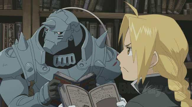 Fullmetal Alchemist: Bro... is listed (or ranked) 1 on the list The 14 Best Anime To Get Your Significant Other Into Anime